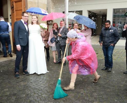 ERNA MAXIMAL – Rahmenprogramm für Ihre Hochzeit