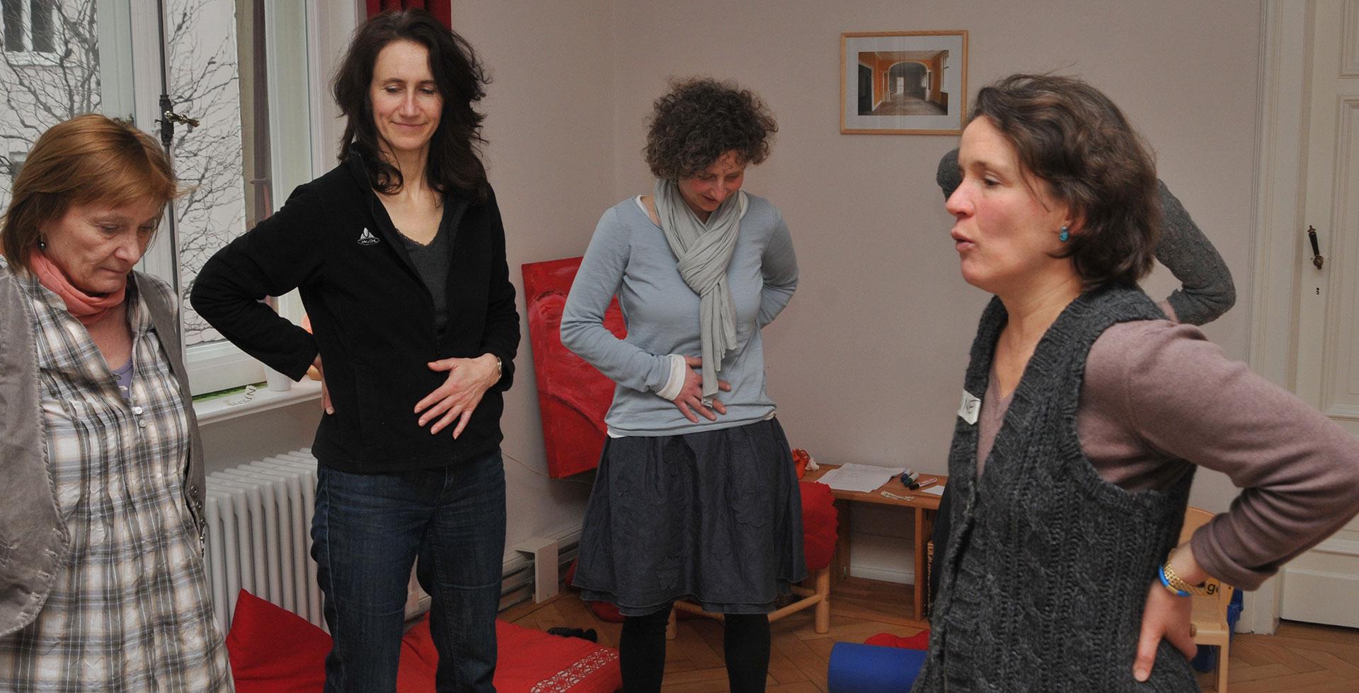 Sprech-Stimm-Workshops Impressionen SPIEL & WORTE Esslingen