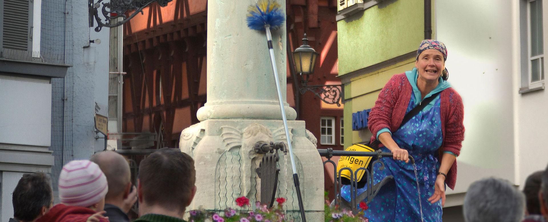 Programm Impression - ERNA ORIGINAL – Der Theaterspaziergang in Esslingen