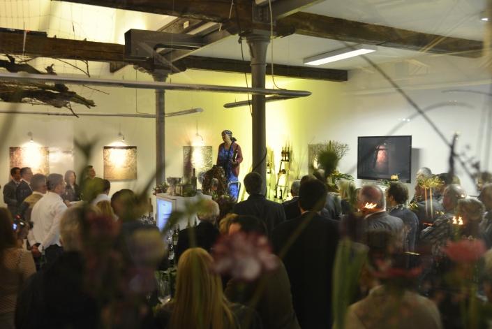 Erna Optimal fegt durch Ihre Veranstaltung. Kabarett Sondervorstellung in Esslingen und Umgebung