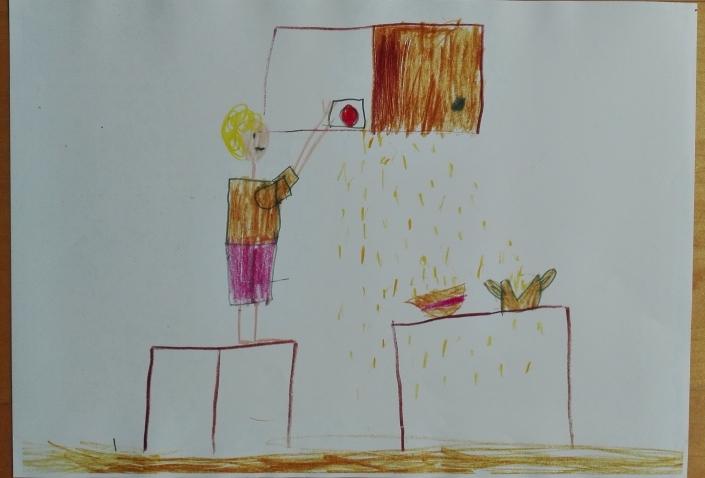 Kinderprogramm OMA aus Oklahoma Sabine Becker-Brauer
