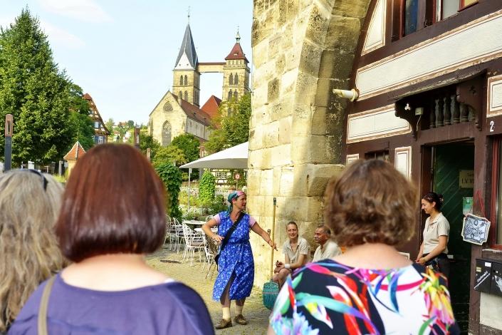 Schelztor und Erna mit Mahl - Kulinarisches Kabarett in Esslingen