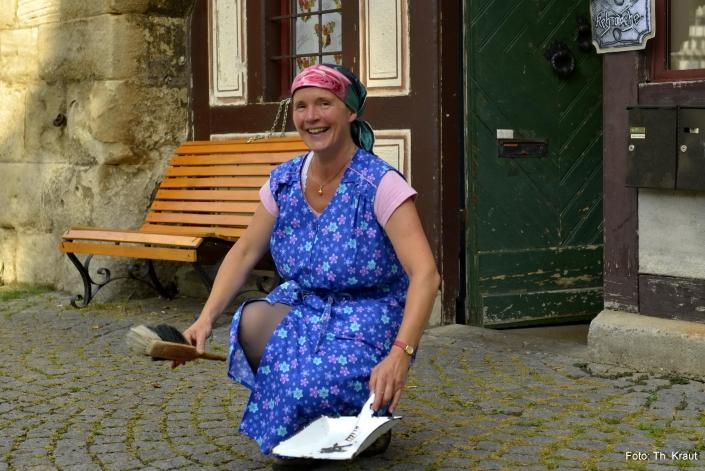 Erna mit Mahl - Kulinarisches Kabarett in Esslingen