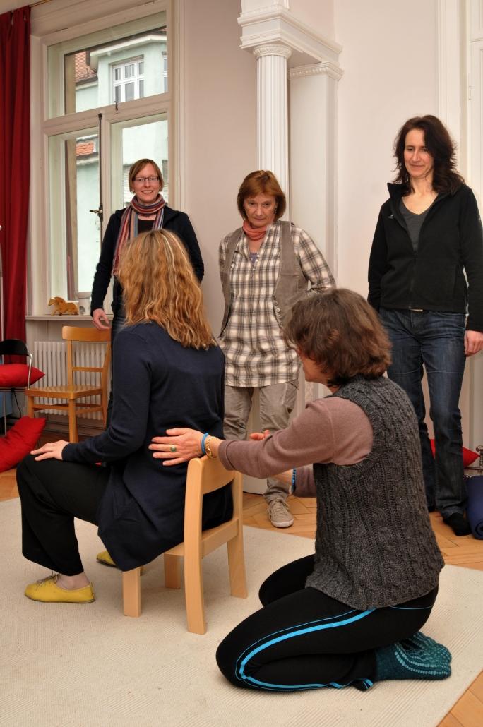 Sprech-Stimm-Workshop Esslingen Teilnehmer