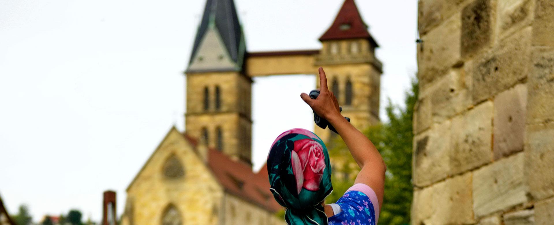 Programm Impressionen Erna mit Mahl - Kulinarisches Kabarett in Esslingen