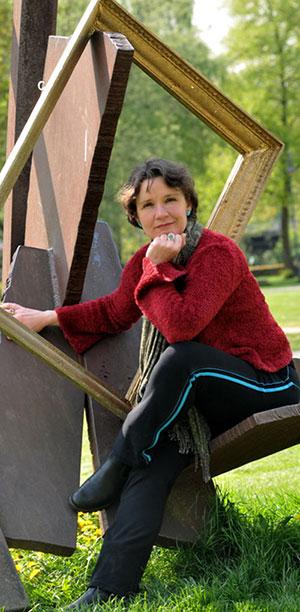 SPIEL & WORTE Sabine Becker-Brauer Portrait
