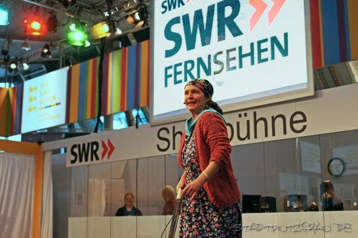 Einzelauftritt CMT Messe 2011 SWR Showbühne Foto Eric Hoellisch