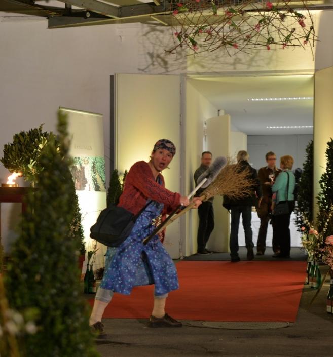 Einzelauftritt Vernissage Esslingen 1 Foto Thomas Kraut