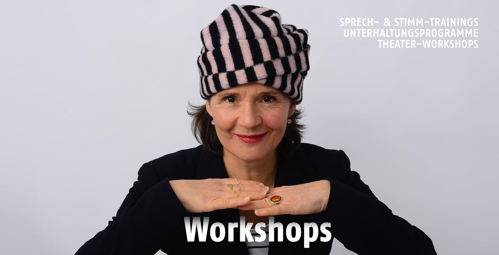 Sprech-Stimm-Workshop Esslingen