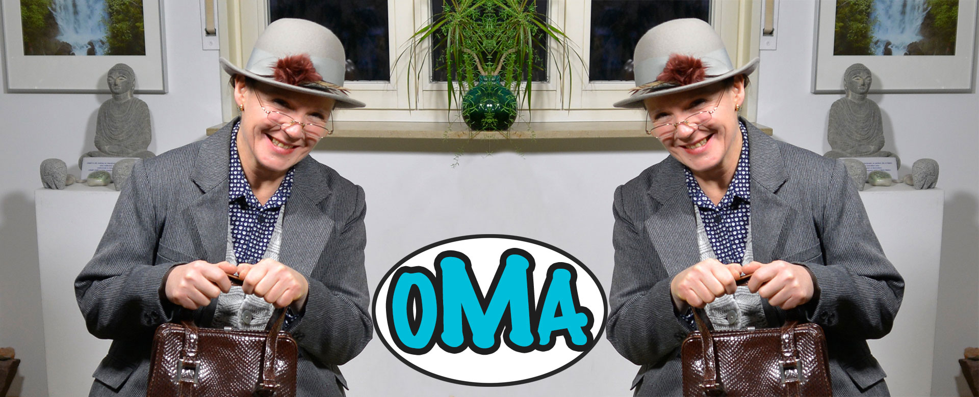 Kinderprogramm Esslingen Oma aus Oklahoma