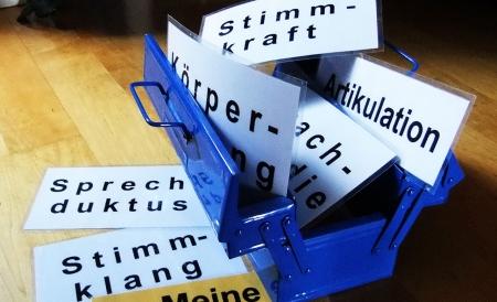 Sprech-Stimmtraining Esslingen Sabine Becker-Brauer